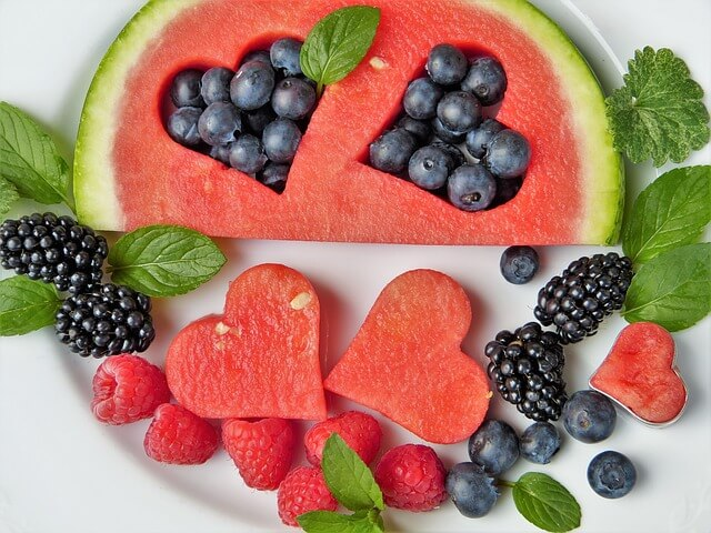 Making fun food shapes can help get kids to eat more fruits and veggies