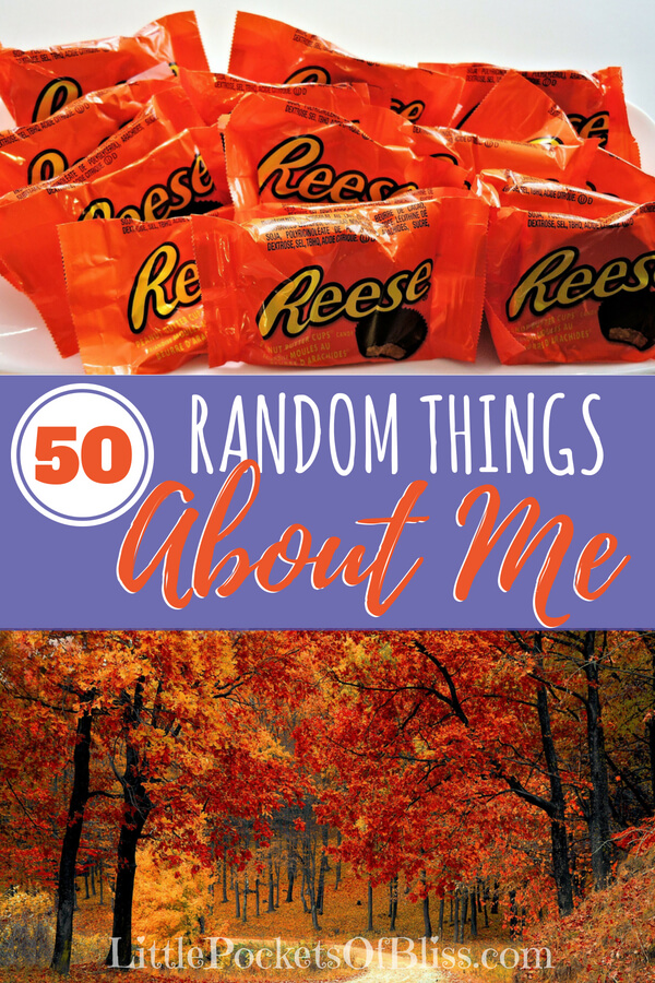 50 random things about me