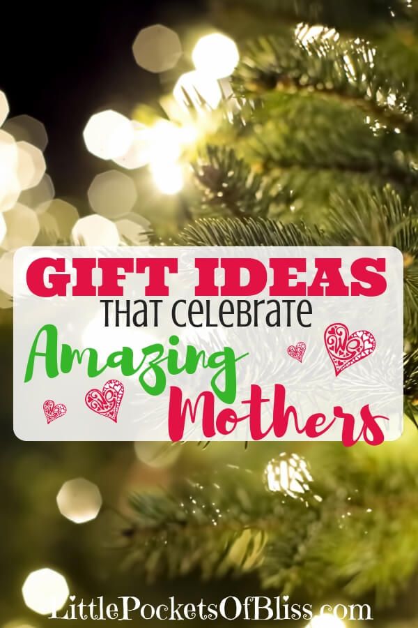 Looking for that perfect gift for mom?  How about spoiling yourself?  Here's great gift ideas for the amazing moms in your life!  Experience gifts, donate to women's charity, focus on time with mom! #momgifts #celebratemom #bestmomgifts