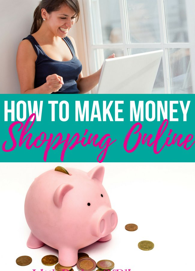 Are you looking to earn extra money? Want to save while shopping? How about if you could do both? Here's how you can earn money by doing the online shopping you are already doing! #ebates #earnwhileyoushop #savemoney #shopsmarter