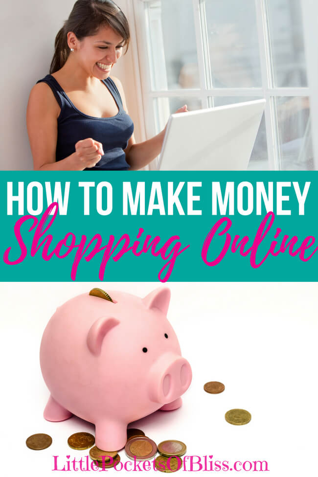 Are you looking to earn extra money? What about saving money online shopping? How about if you could do both? Here's how you can earn money by doing the online shopping you are already doing! #ebates #cashback #savingmoney #shopsmarter #onlineshopping