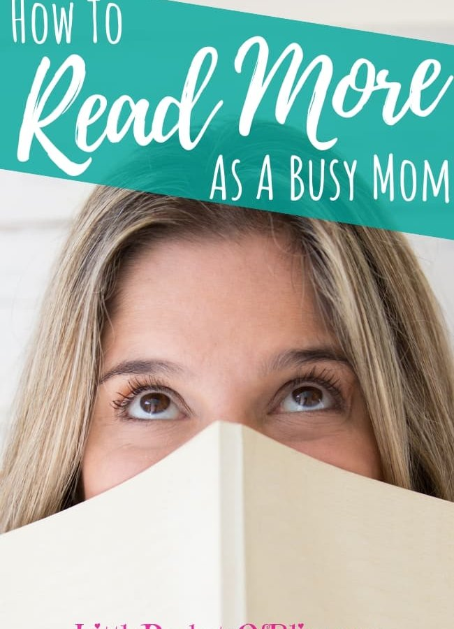 Love reading, but struggling to find time as a busy mom? If reading is important, you need to make it a priority. Here are tips on how to read more! #reading #lovetoread #bibliophile #momlife