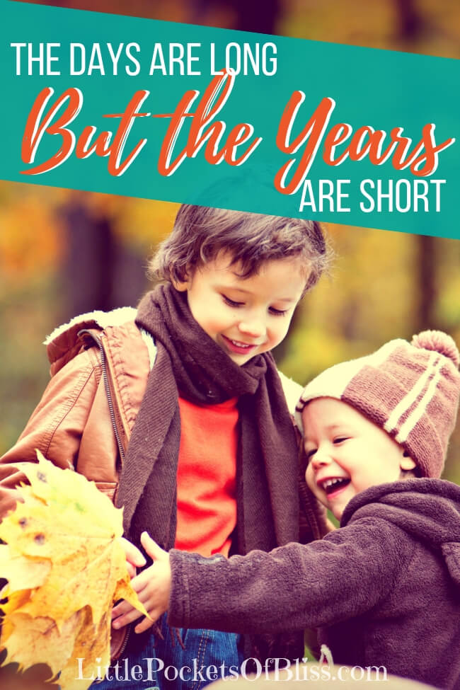 he Days Are Long But The Years Are Short. - Gretchen Rubin. A quote so appropriate for those years of parenthood that are so hard. But blink and they grow up so fast, into the young people you wanted them too. But fleeting memories of those tiny humans remain. Includes FREE printable quote! #daysarelong #yearsareshort #tinyhumans #momlife #parentingishard