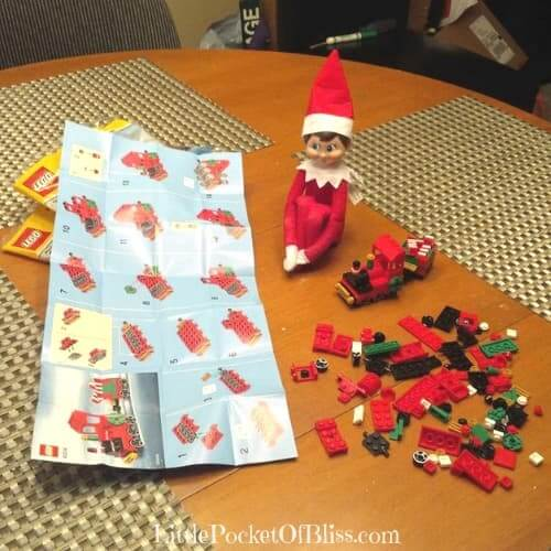 Should you start Elf on the Shelf this Christmas season? While it might bring joy to your child, it is not for the faint of heart. Be prepared with these tips! #elfontheshelf #christmaself #momlife