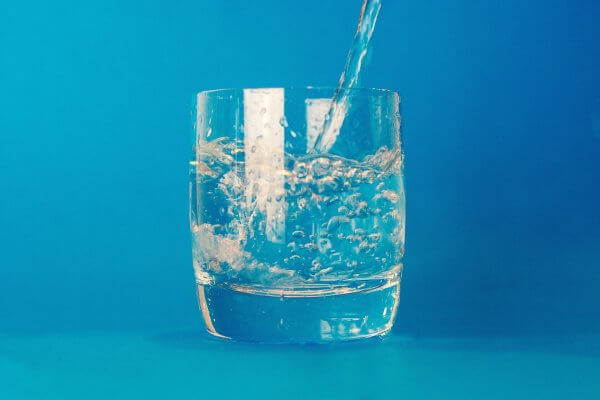 Stay hydrated is one of the healthy strategies for managing stress