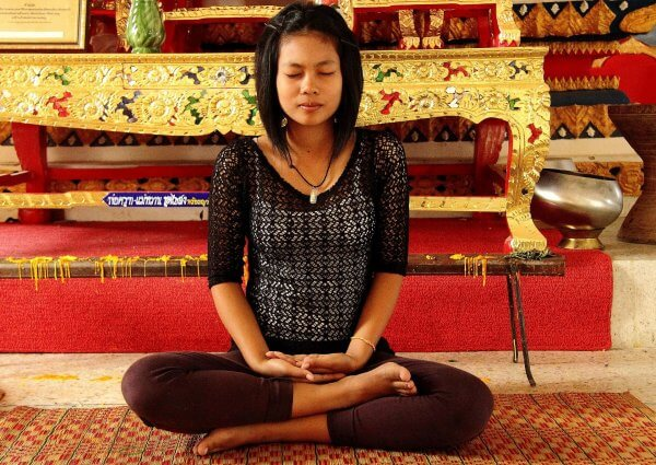 Mediation as one of the heathy strategies for managing stress