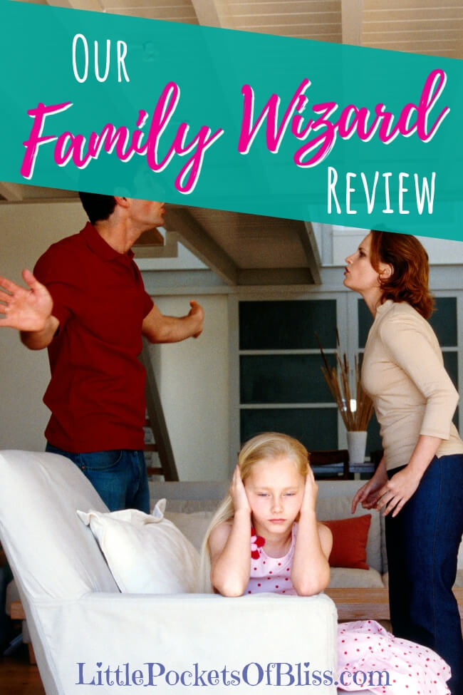 Review of the Our Family Wizard program and app, court ordered in many divorce custody cases. Pros and cons of the system, including an overview of the calendar and email functions. #divorce #custody #coparenting #ourfamilywizard