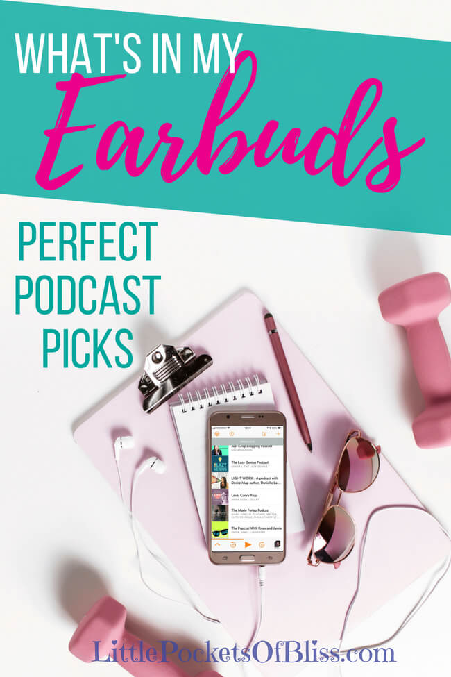 Best Podcast Picks for new listeners, including tips on best podcast apps, when and where to listen and
