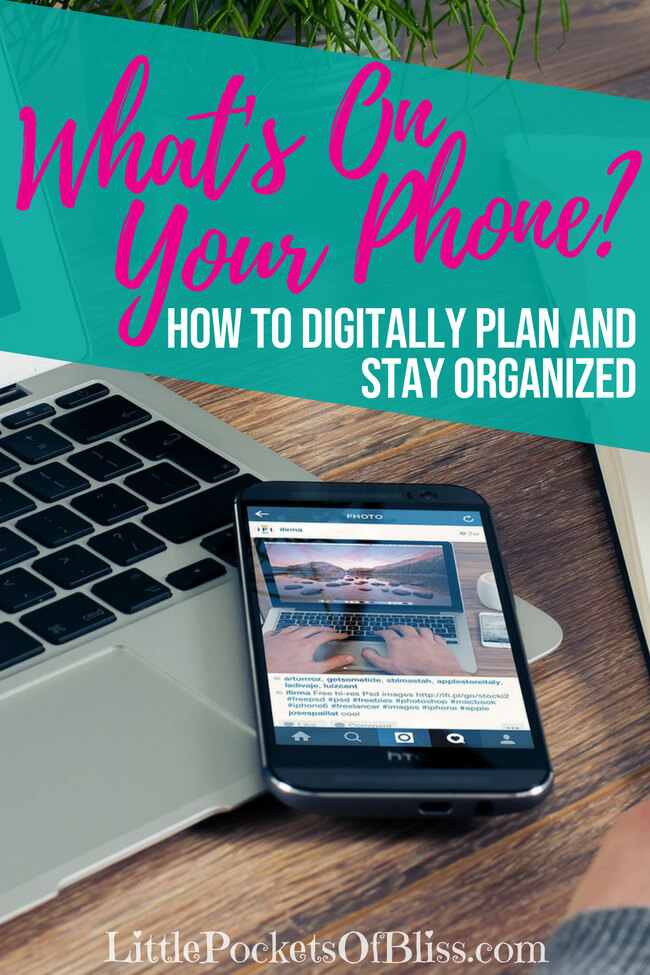 Are you always losing papers, grocery lists, appointments times? Struggle to keep organized? Try Digital Planning! With a video tour of my phone, I'll show you the best apps to plan and stay organized digitally!! #iphoneapps #digitalplanning #organizedlife #momlife #lifeonthego